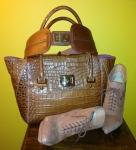 Bag: Claudia Firenze Shoes: Madison Harding Belt: Forever21